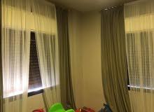شقة طابق اول فارغة للإيجار في البيادر حي ااجندويل اجرتها شهري 300دمساحتها150م