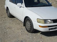 Toyota Corolla car for sale 1994 in Sur city