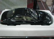 مجسم مرسيدس cl 500 موديل 2006 لون اسود /2006 Mercedes Cl class scale model black