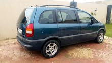 Opel Zafira car for sale 2005 in Tripoli city