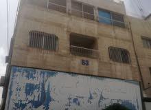 شقة 180 متر الزرقاء السوق نزول جامع العرب شارع قاسم بولاد