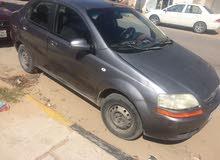 Chevrolet Aveo 2006 - Automatic