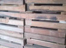 طبليات خشب للبيع