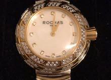 ساعة روشاس ROCHAS اصليه الماس
