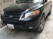 Hyundai Santa Fe 2007 For sale - Black color