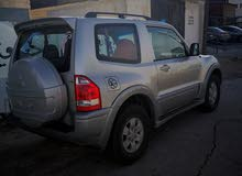 Gasoline Fuel/Power   Mitsubishi Pajero 2004