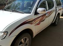Gasoline Fuel/Power   Mitsubishi Pickup 2015