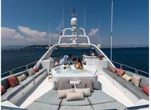 Yachts rental