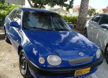 1 - 9,999 km Toyota Corolla 1998 for sale
