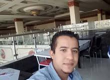احمد التونى لتوصيل الطلبات والمشاوير