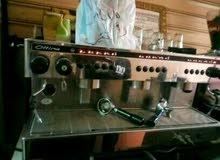 مكينة قهوة للبيع جديد الي بش يشري بتجراب