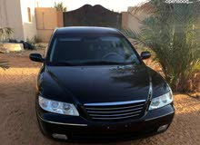 Hyundai Azera 2007 For sale - Black color