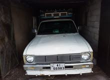 Manual Toyota 1981 for sale - Used - Ma'an city