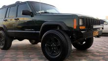 Used condition Jeep Cherokee 1998 with +200,000 km mileage