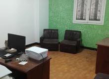 مكتب خشب كونتر بني جديد