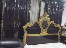 غرفه نوم خشب مصري