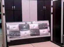 غرف نوم جديده وطني السعر 1300