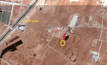 قطعة ارض 10 دونمات حوض 7 زميلات القراقير - النقيره - الموقر - عمان - طريق عمان التنموي