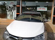 For sale 2017 Silver Camry