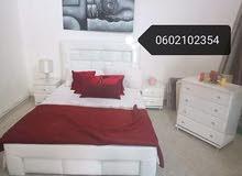 غرف نوم راقية و مودرن بجودة عالية بأتمنة