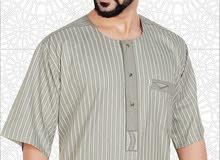 مطلوب مندوب مبيعات لبيع الملابس الرجالية الجاهزة