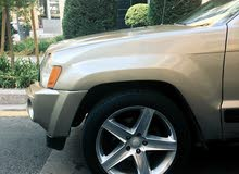 Used condition Jeep Grand Cherokee 2005 with  km mileage