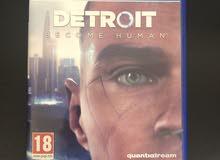 detroit become human لعبة