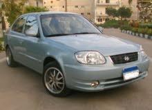 عربية هيونداي فيرنا 2007 بحالة ممتازة للبيع
