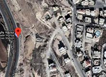 ارض تجاري للبيع بمنتصف شارع الحريه مساحه 1650 متر واجهة 50 متر