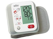 جهاز قياس ضغط الدم ( BRAUN ) الماني الصناعة