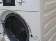 غسالة 7 كغم استعمال 4 شهور ضمان 5 سنوات من الفطيم Washing Machine Used 4 months Under 5 Y Warranty