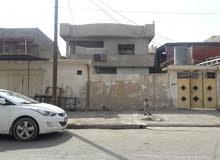 الدار للبيع طابقين موصل دوره الحمام خلف مدرسه نينوى