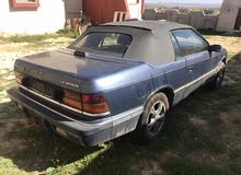 Available for sale! 180,000 - 189,999 km mileage Chrysler LeBaron 1996