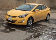 Hyundai Elantra car for sale 2014 in Baghdad city