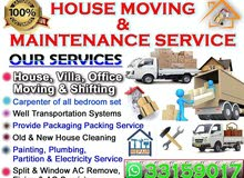 moving shifting service