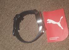 ساعة بوما.                                             puma watch