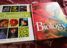 Biology and chemisry for sat 2