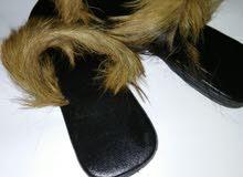 حذاء فرو صناعة يدوية محترفك