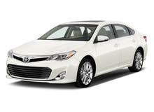 Used condition Toyota Avalon 2013 with  km mileage