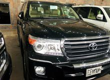 New condition Toyota Land Cruiser 2012 with  km mileage