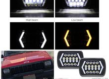 LED for jeep Cherokee & wrangler from  1984-2001