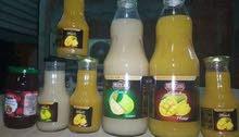 عصير مانجا +جوافه