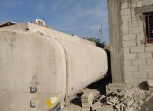خزان تنك ماء 8 متر اللمنيوم