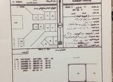 ارض سكني تجاري في المرحلة الثانية منطقة النهضة