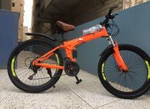 sport bike يتصفط مطفي برتقالي جديد