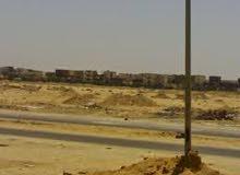 ارض بالمحصورة أ 414 م بحري علي حديقة موقع ممتاز