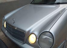 Mercedes Benz E 230 1997 For sale - Silver color