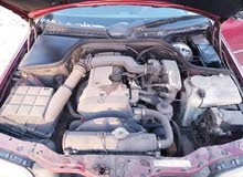 Automatic Maroon Mercedes Benz 1999 for sale
