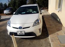 Automatic White Toyota 2014 for sale