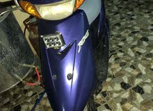 Used Yamaha motorbike in Basra